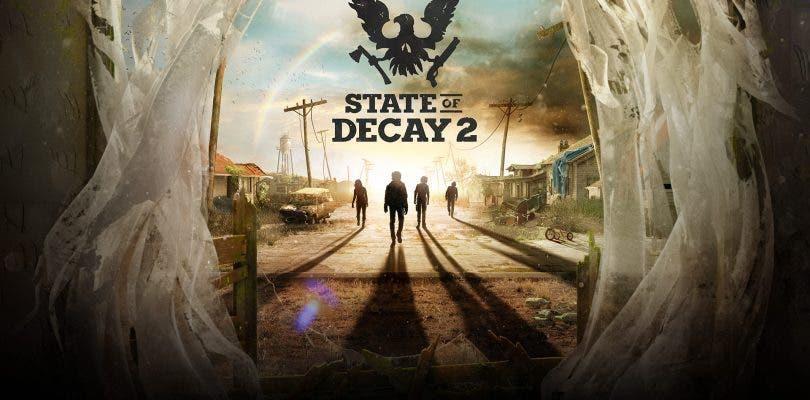 State of Decay 2 estará en el Inside Xbox que tendrá lugar la próxima semana