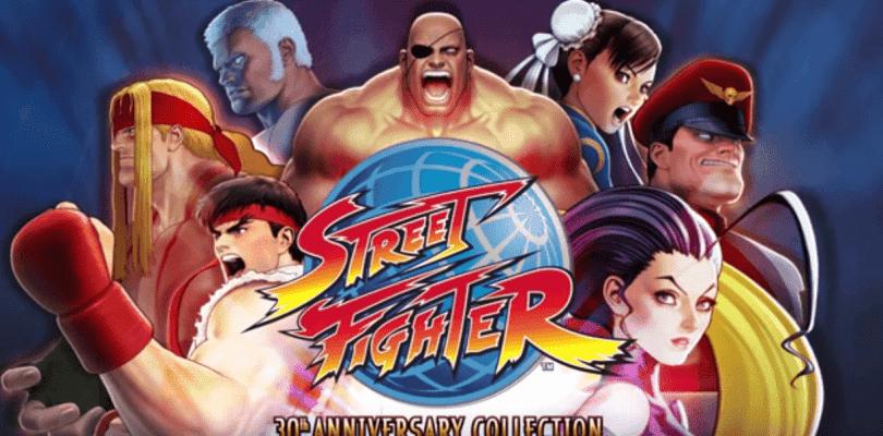 Street Fighter 30th Anniversary Collection estrena su tráiler de lanzamiento