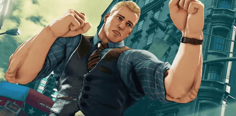 Street Fighter V exhibe la llegada de Cody Travers con nuevo tráiler