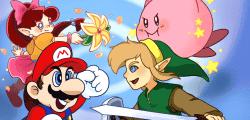 Imaginan un demake de Super Smash Bros. para Super Nintendo
