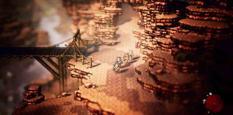 Octopath Traveler desvela cuatro nuevas profesiones para sus personajes