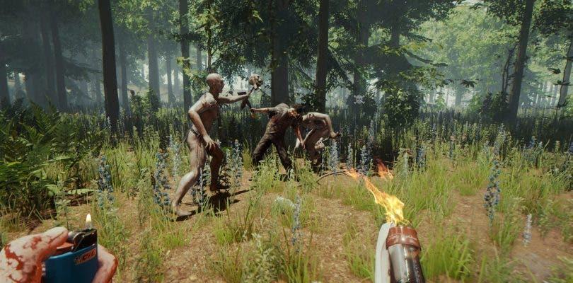 The Forest pone fecha a su lanzamiento e PlayStation 4