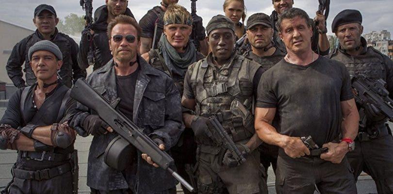 Los Mercenarios 4 comenzará a rodarse a principios de 2019