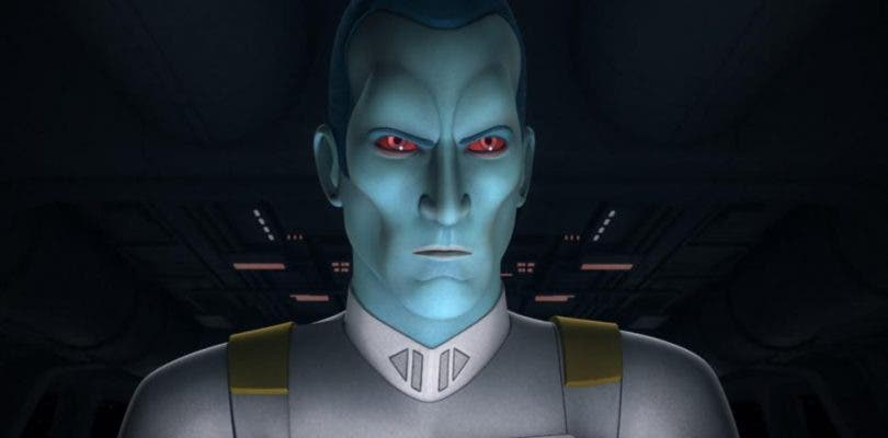 ¿Obi-Wan o Star Wars: Episodio IX?: El Gran Almirante Thrawn prepara su llegada