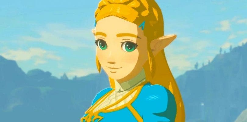 Es posible jugar a The Legend of Zelda: Breath of the Wild con Zelda como protagonista