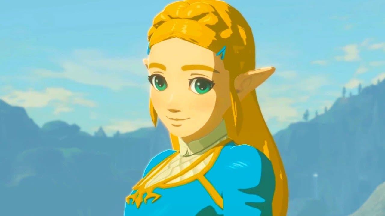 Imagen de Disponible para reservar una nueva figura de Zelda de First 4 Figures