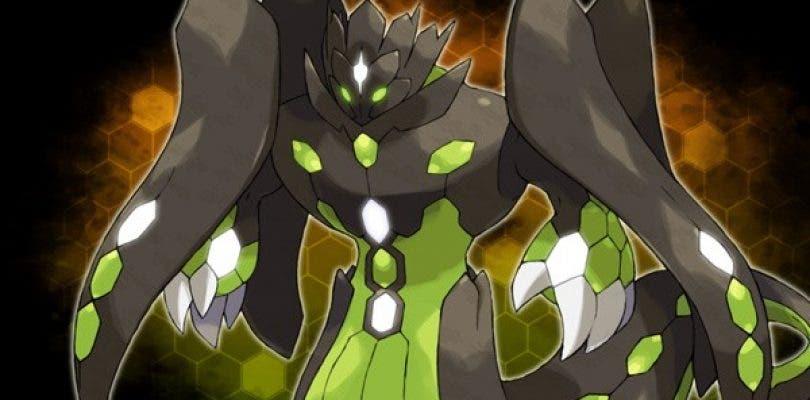 Zygarde será el próximo legendario en distribuirse en Pokémon Ultrasol y Ultraluna