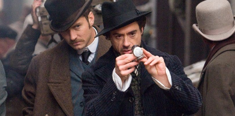 Sherlock Holmes 3 volverá con Robert Downey Jr. en Navidades de 2020