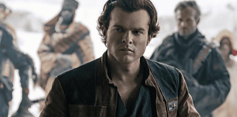 El spin-off de Han Solo logra un primer fin de semana decepcionante