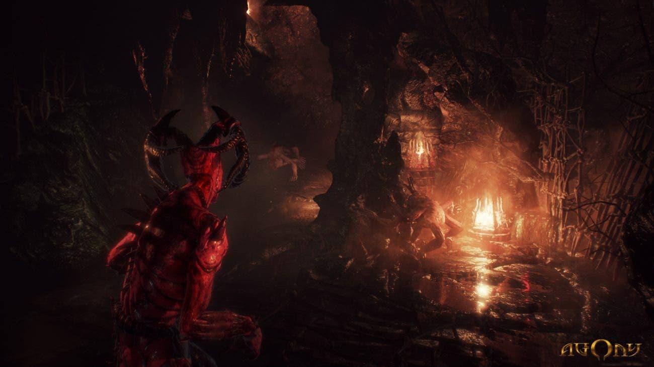 Imagen de Agony podría llegar a Nintendo Switch próximamente