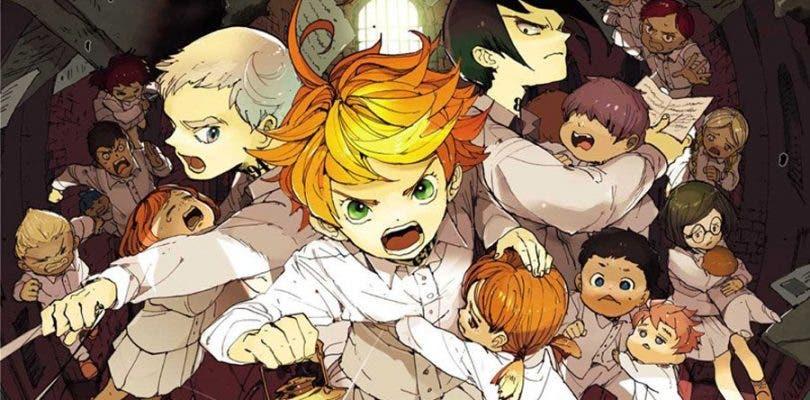 La adaptación a anime de The Promised Neverland ya es real