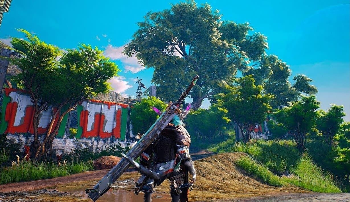 Imagen de Biomutant hace acto de aparición en la Gamescom con un extenso gameplay
