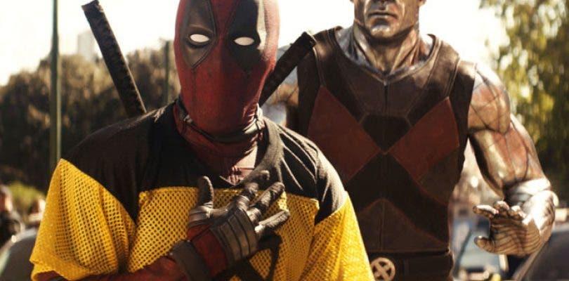 Deadpool 2 logra un estreno de más de 300 millones de dólares