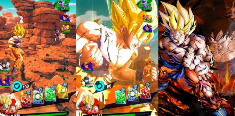 Nuevos personajes se suman a Dragon Ball Legends