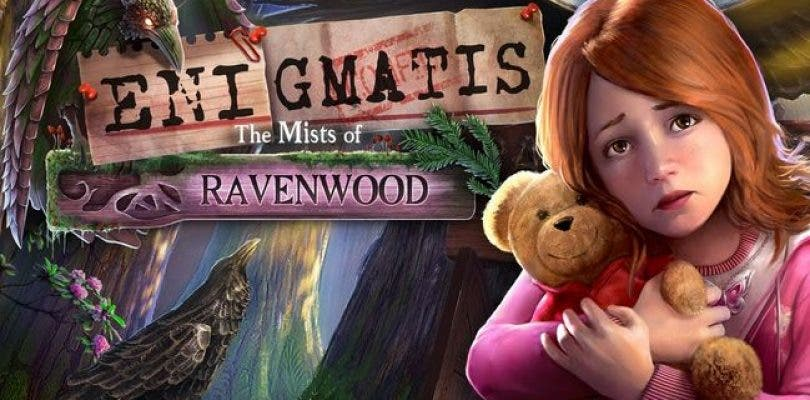 Enigmatis 2: The Mists of Ravenwood  llegará a Nintendo Switch esta semana