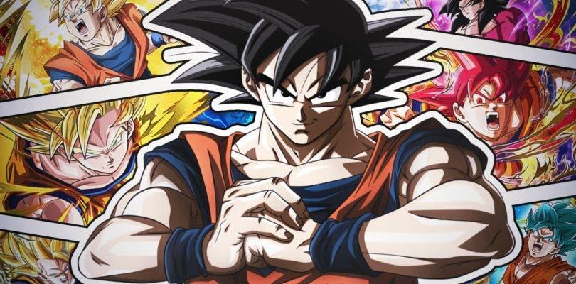 Así ha evolucionado el diseño de Goku en Dragon Ball con el paso de los años