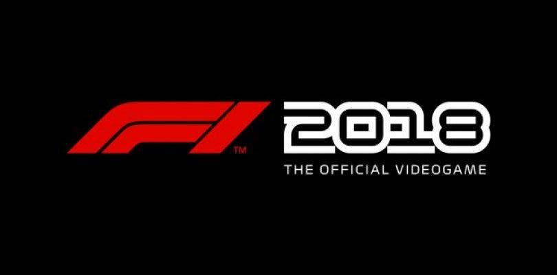 Desvelada la fecha de F1 2018 en consolas y PC