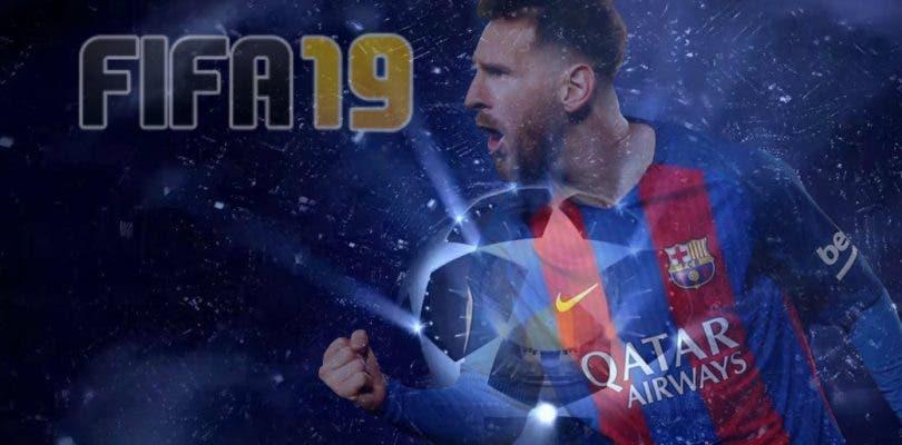 FIFA 19 podría sumar la Europa League y Champions League a sus competiciones