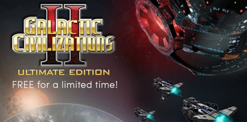 Consigue gratis Galactic Civilizations II: Ultimate Edition gracias a Humble Store