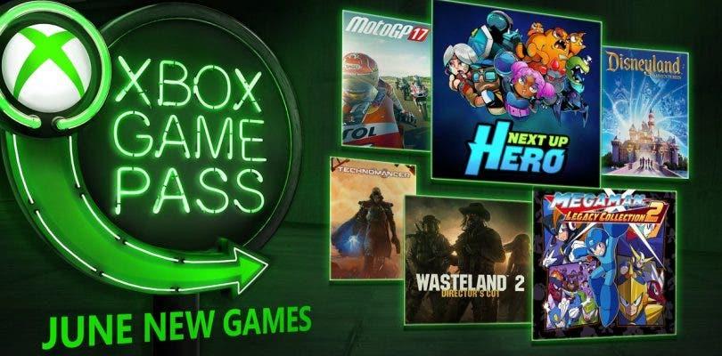 Desvelados los títulos que se unirán en junio a Xbox Game Pass