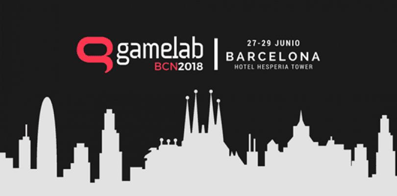 Primeros nombres confirmados para la Gamelab 2018
