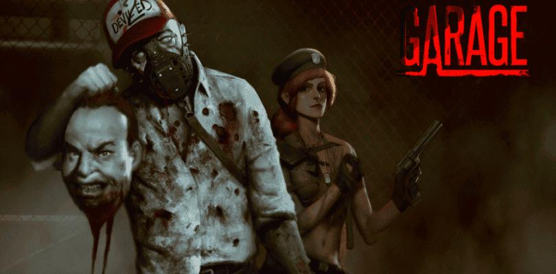 El indie de terror Garage se muestra en un nuevo tráiler