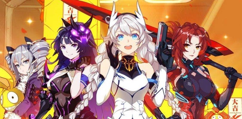 Honkai Impact 3rd es el free-to-play estilo Hack and Slash que arrasa en móviles