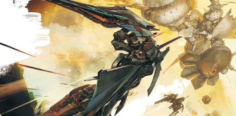 El legendario Ikaruga estrena tráiler y se prepara para su llegada a Switch
