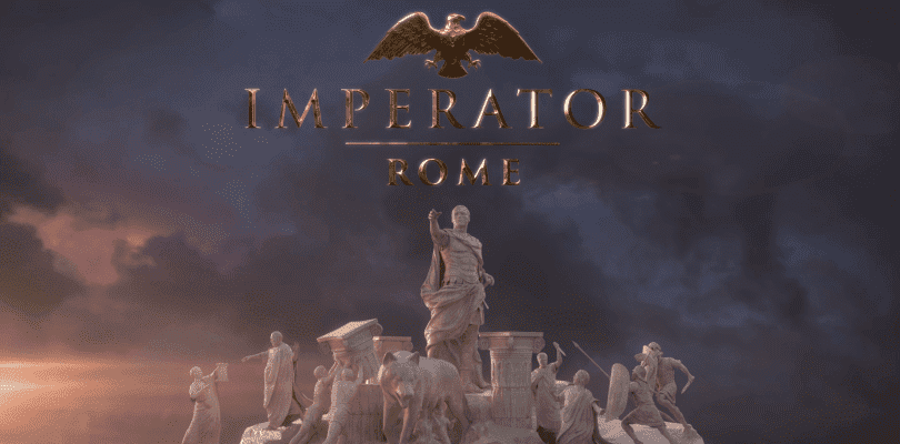 Paradox Interactive anuncia el juego de estrategia Imperator: Rome