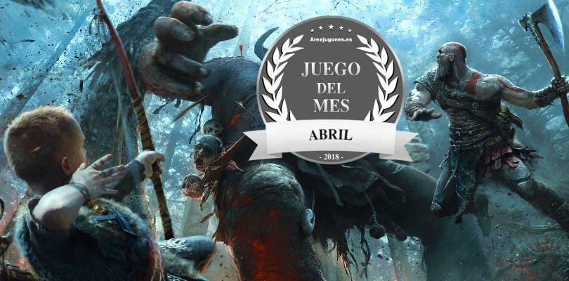 God of War es nuestro Juego del Mes de abril