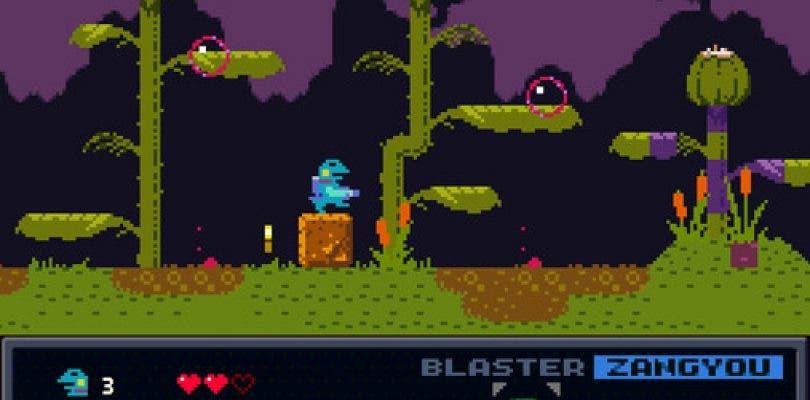 Kero Blaster llegará a Nintendo Switch próximamente