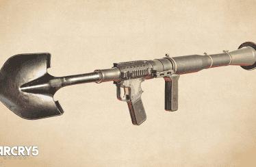 Descubre cómo conseguir el lanzador de palas en Far Cry 5