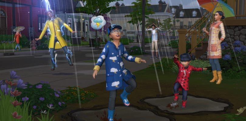 Las estaciones meteorológicas llegarán por fin a Los Sims 4