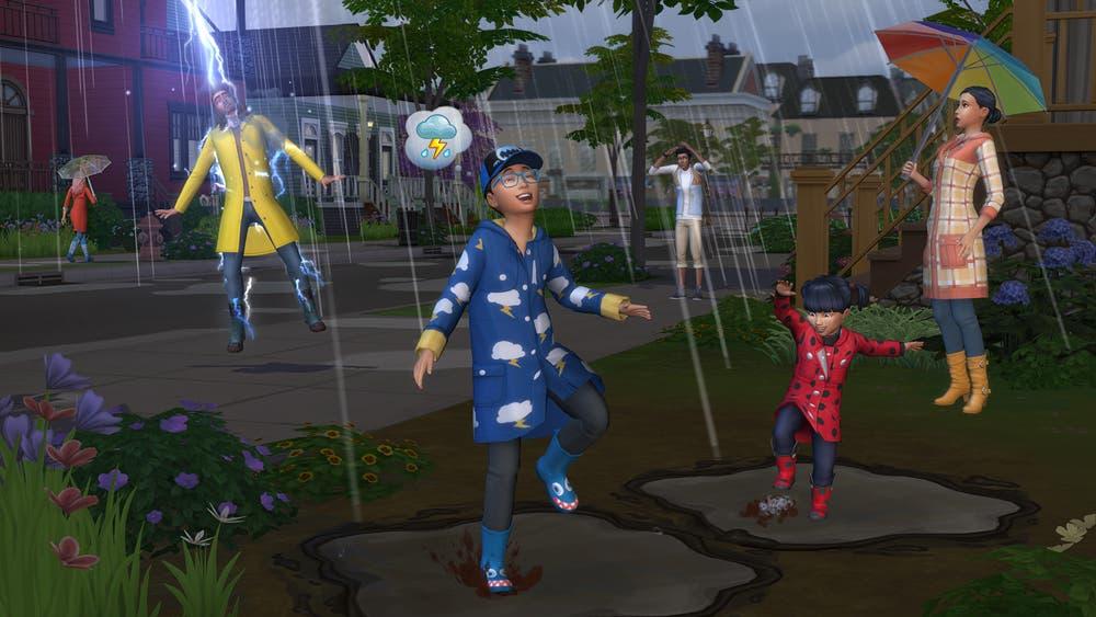 Imagen de Análisis Los Sims 4 y Las 4 Estaciones