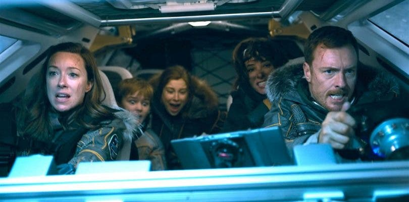 Netflix renueva Lost in Space para una segunda temporada