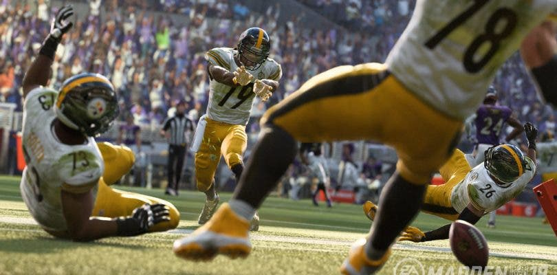 Electronic Arts no habla de la llegada de Madden NFL 19 y NBA Live 19 a Switch