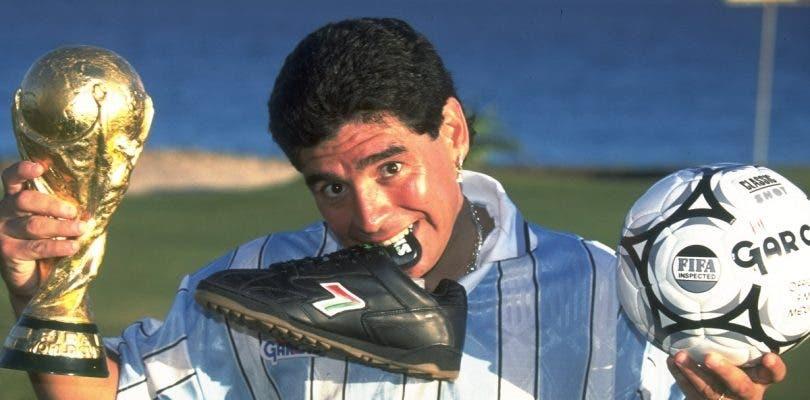 Amazon Prime Video prepara una serie sobre Diego Maradona