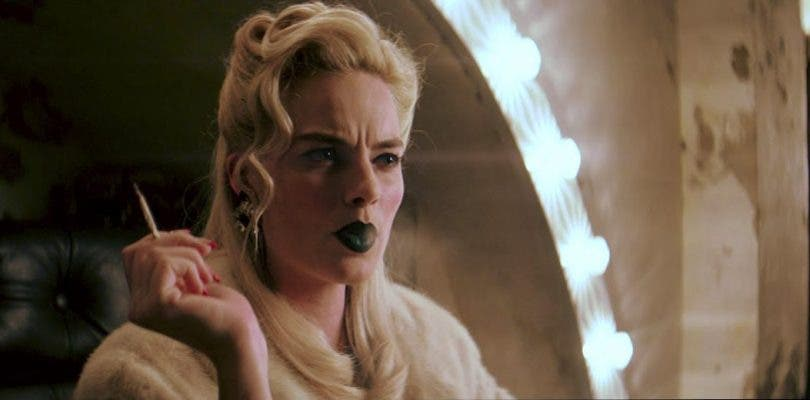 Terminal, la nueva película de Margot Robbie, brilla en un clip espectacular