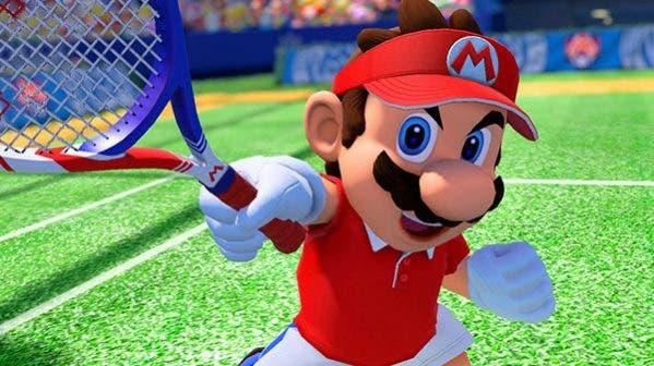 Imagen de Disponible el torneo en línea de Mario Tennis Ace