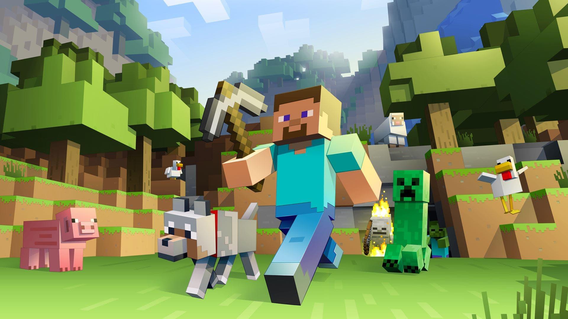 Imagen de Minecraft dice adiós a su modificación Super Duper Graphics Pack