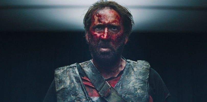 La sangrienta y terrorífica Mandy de Nicolas Cage llegará a España