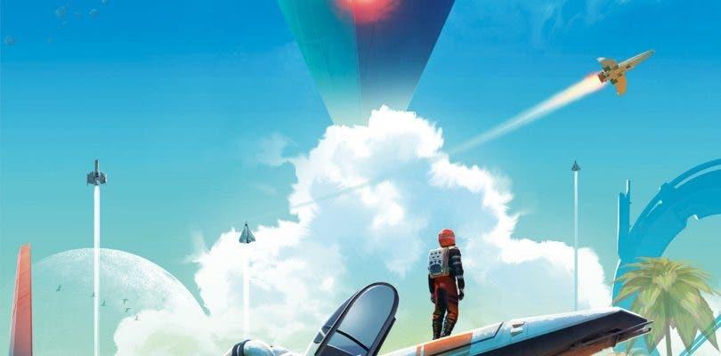 El No Man's Sky de lanzamiento era la versión que Hello Games deseaba