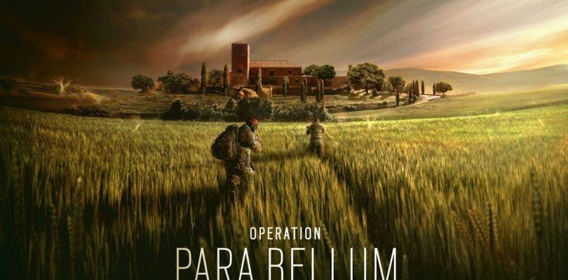 Rainbow Six Siege muestra en acción a los dos agentes de Operation Para Bellum