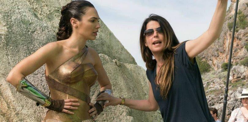 Patty Jenkins cobrará tres veces más por dirigir Wonder Woman 2