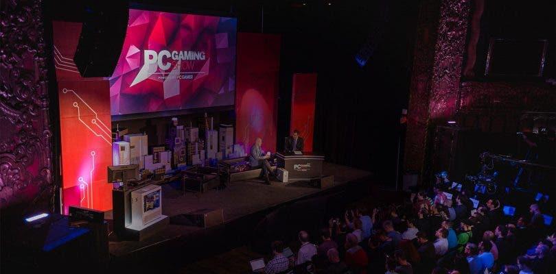 El PC Gaming Show confirma su presencia un año más en el E3