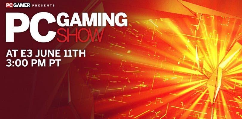 El PC Gaming Show del E3 2018 contará con anuncios de numerosas compañías