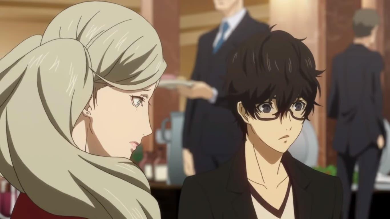 """Imagen de El episodio 5 de Persona 5: The Animation revela los """"Mementos"""""""