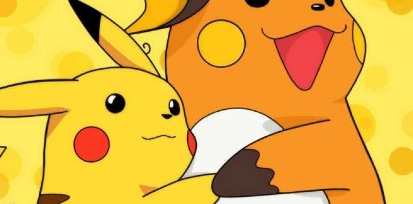 Gorochu iba a ser la segunda evolución de Pikachu en Pokémon