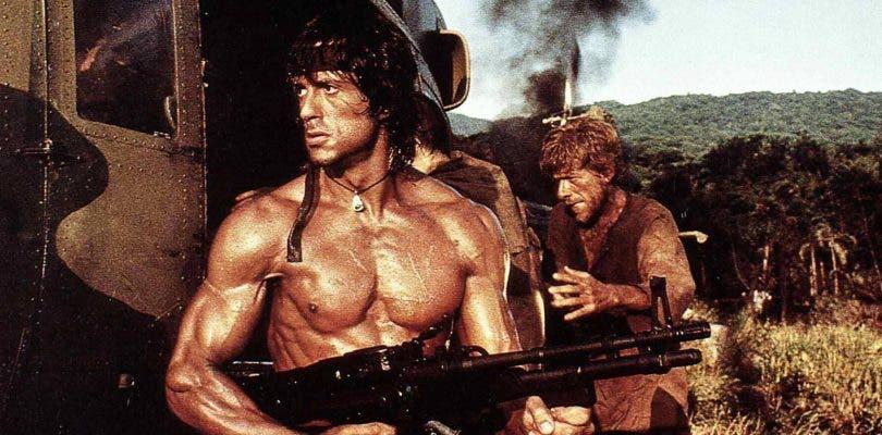 Sylvester Stallone se viste de vaquero para el rodaje de Rambo 5