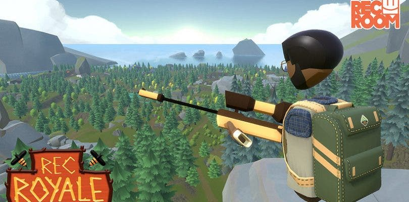 El Battle Royale llega a la realidad virtual con Rec Royale